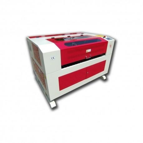Masina de gravat si taiat cu laser CO2 Winter LaserMax Maxi 160 x 100 - 150 W