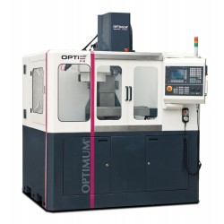 Masina de frezat CNC Optimum F 4
